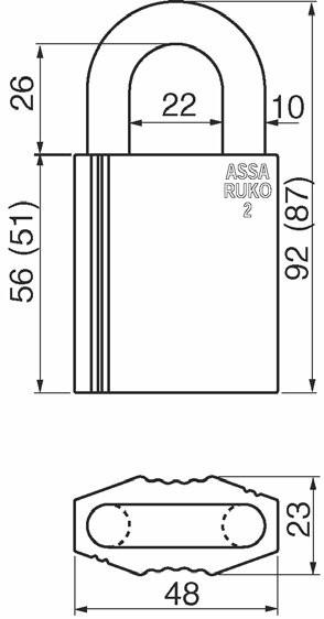 Ruko Garant Plus RG2646