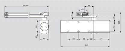 Dorma TS-73