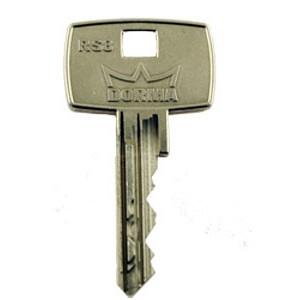 Dorma RS8 SC nøgle